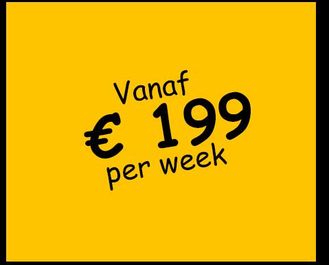 Huur een jacuzzi vanaf € 199 per week